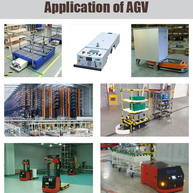 load AGV price